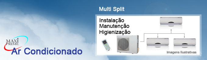 Ar Condicionado Multi Split